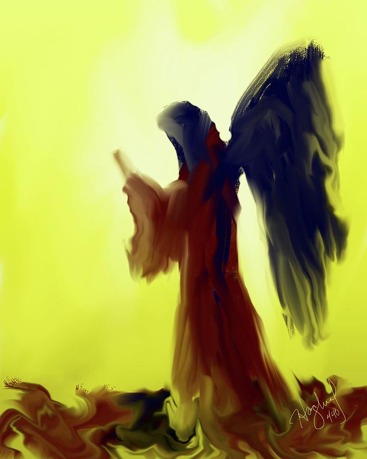 Angel 440 by Mark Haglund