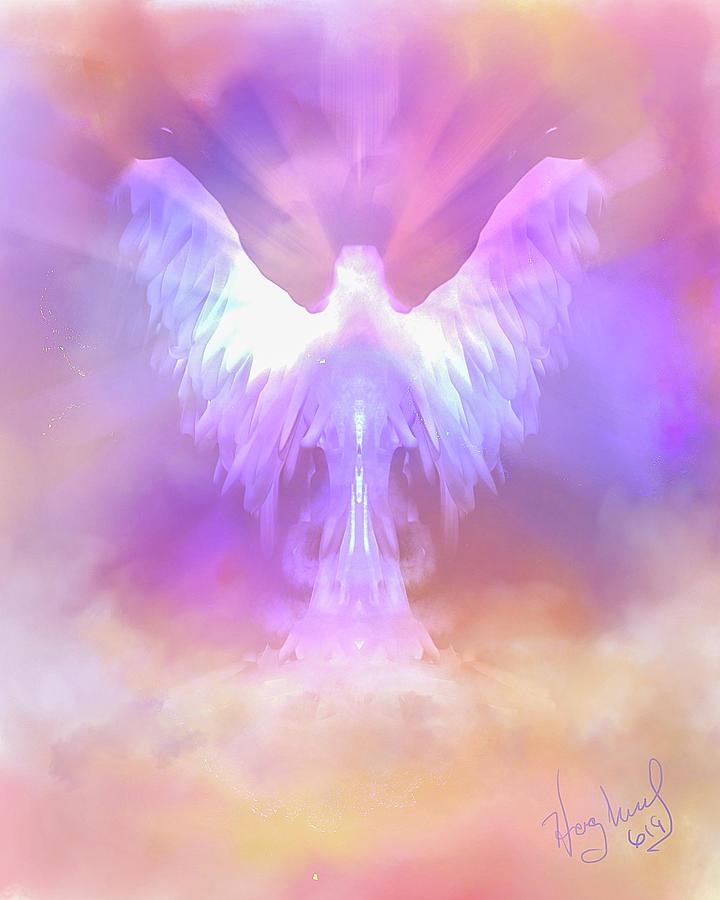 Angel #619 by Mark Haglund
