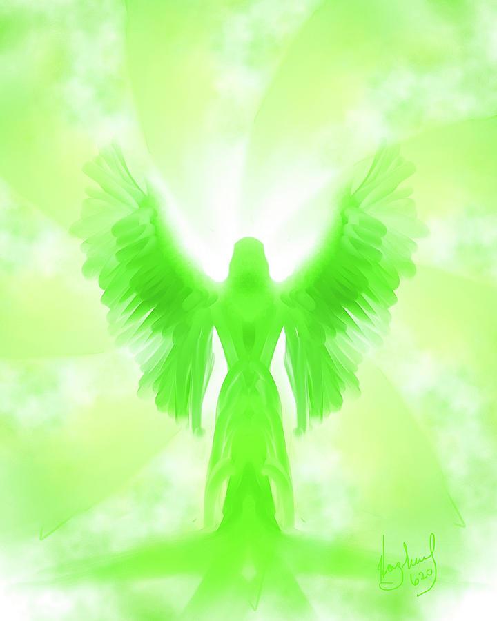 Angel #620 by Mark Haglund