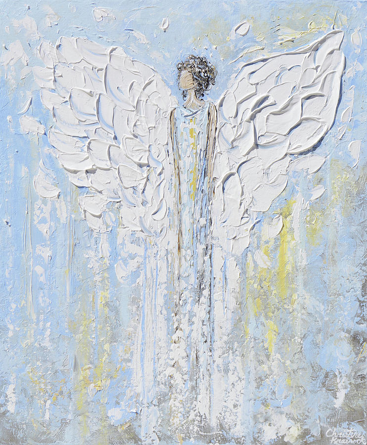 Angel Beside You by Christine Bell