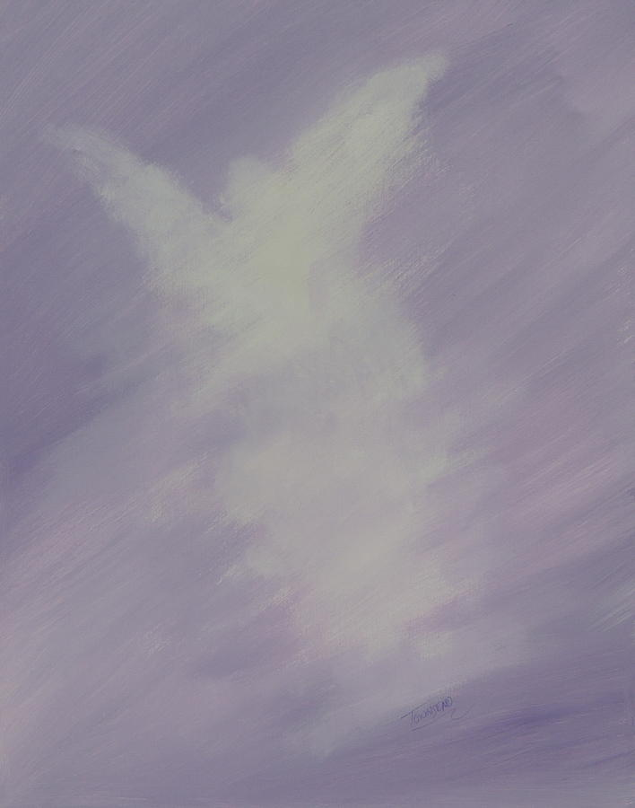 Angel in the Cloud by Connie Townsend