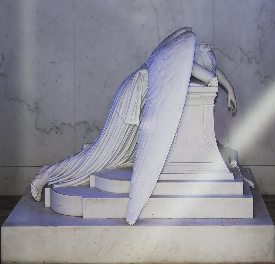 Angel of Grief by Gregory Scott