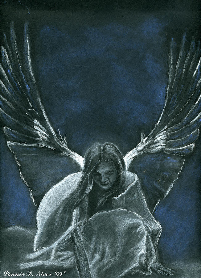 Angel Of Life by Lonnie Niver