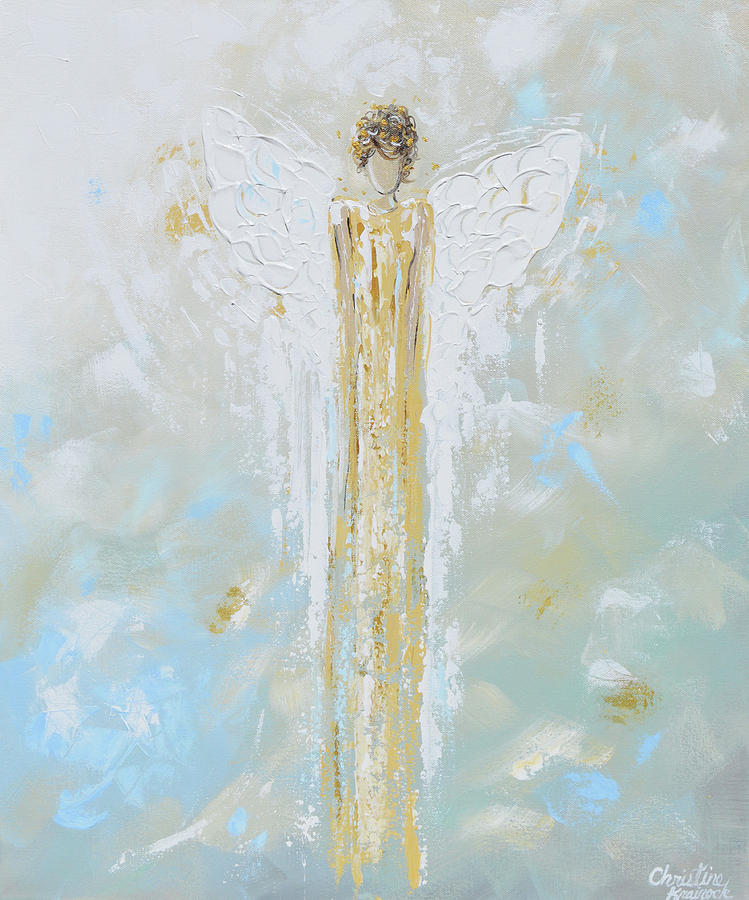 Angel of Light by Christine Bell