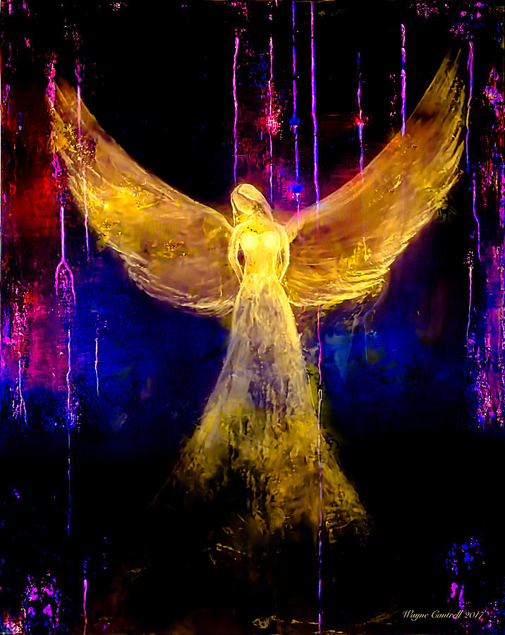 Angel Of Light by Wayne Cantrell