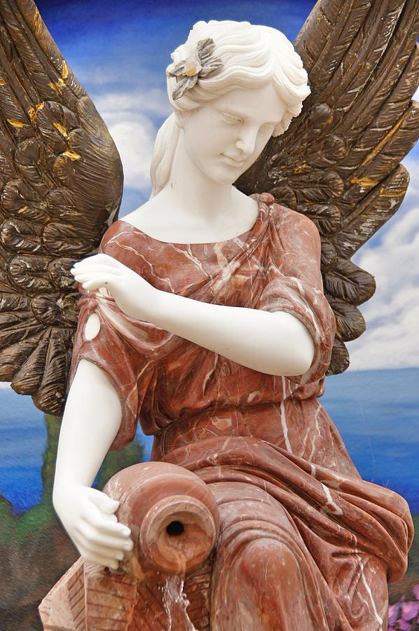 Dslr Photograph - Angel Of Mercy by David Cox