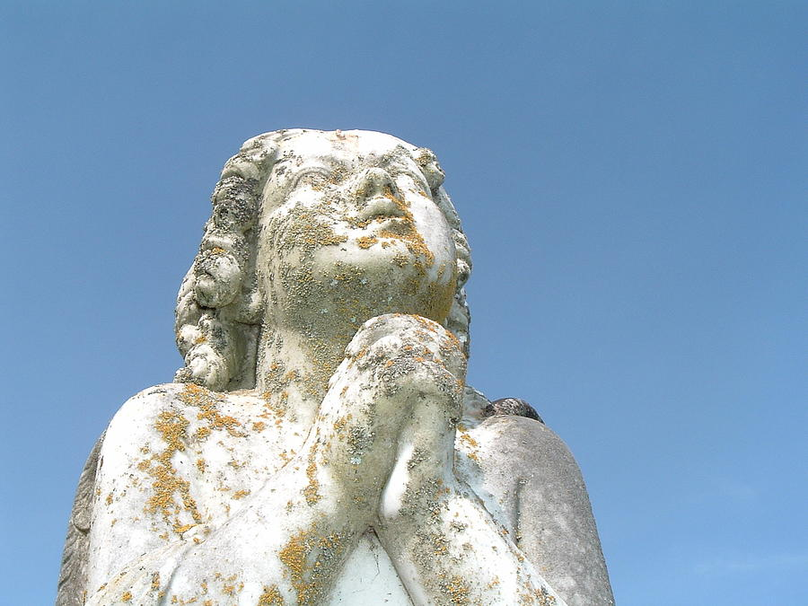 Angel Photograph - Angel Prayer 2 by Amanda Shelburne