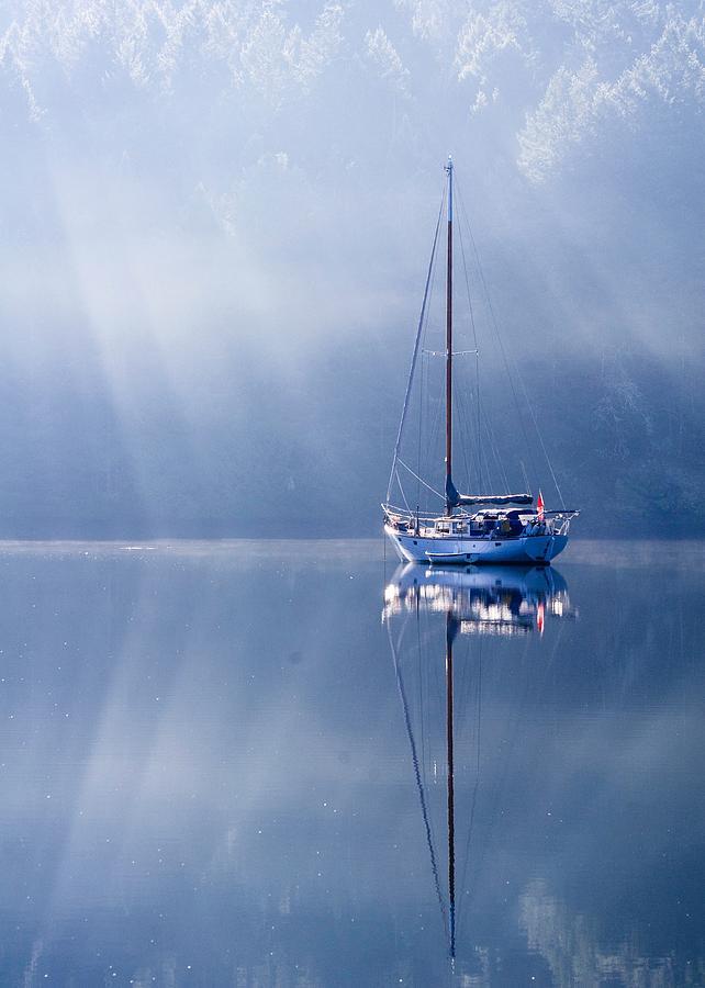 Misty Silence by Ken Foster
