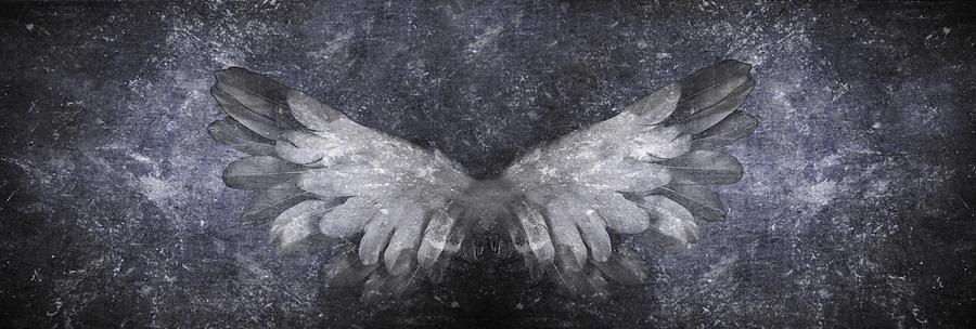 Angel Photograph - Angelic Visitation by Andrea Kollo