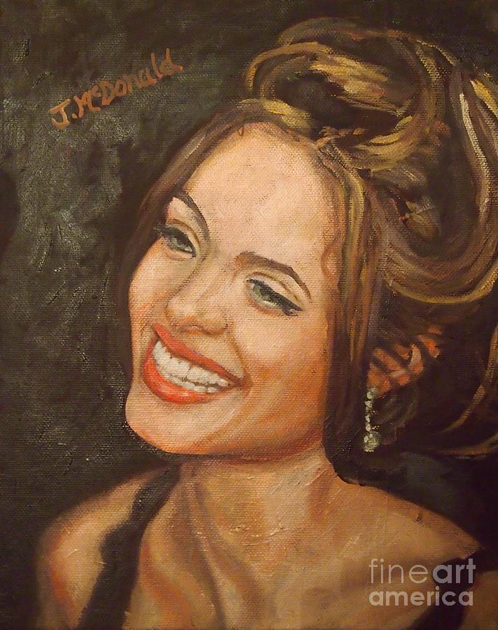 Angelina by Janet McDonald