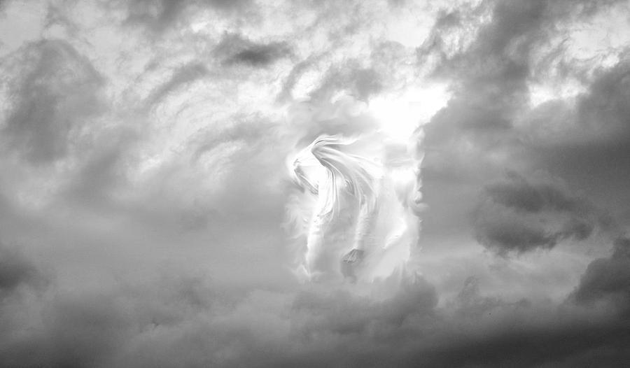 angels in heaven photograph by pat kunke