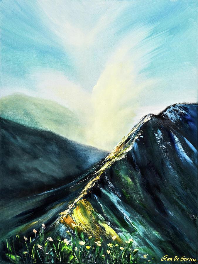 Angels Mounts by Gina De Gorna
