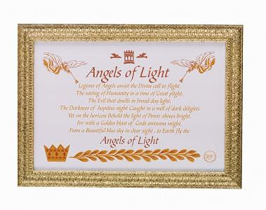 Angels Of Light Tapestry - Textile by Melvin  Dudley