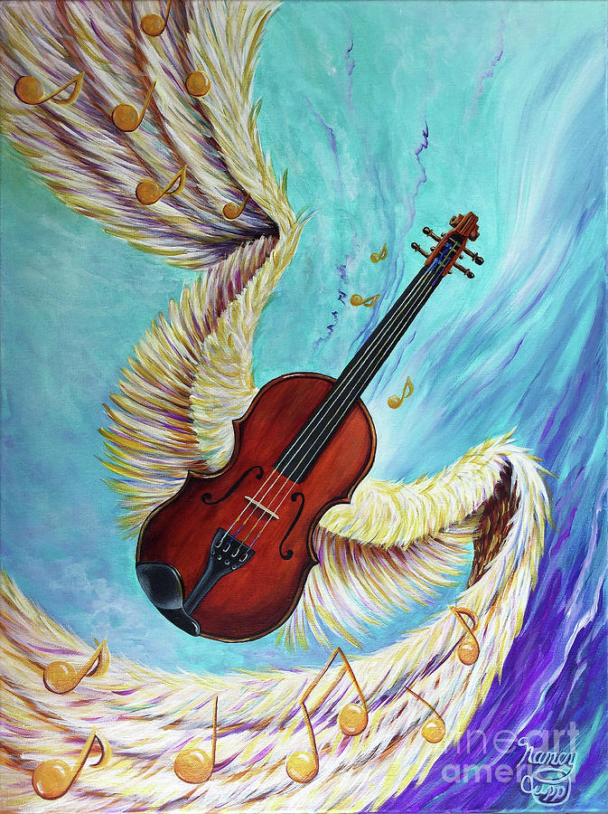 Angel's Song by Nancy Cupp