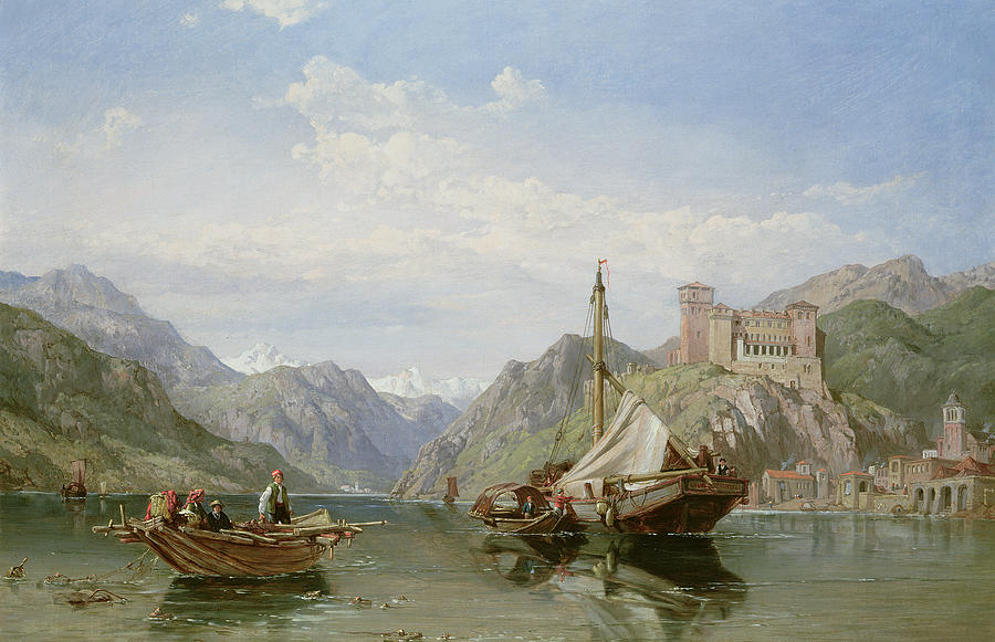 Clarkson Stanfield Paintings For Sale
