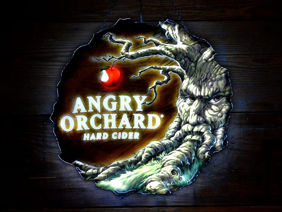 Angry Orchard Cider Photograph By Richard Jenkins