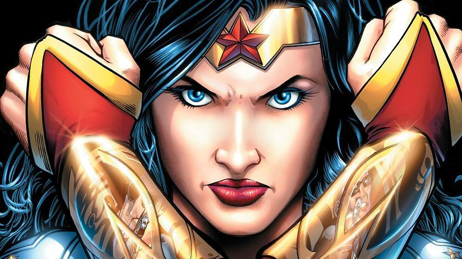 Angry Wonder Woman-31 by Jovemini ART