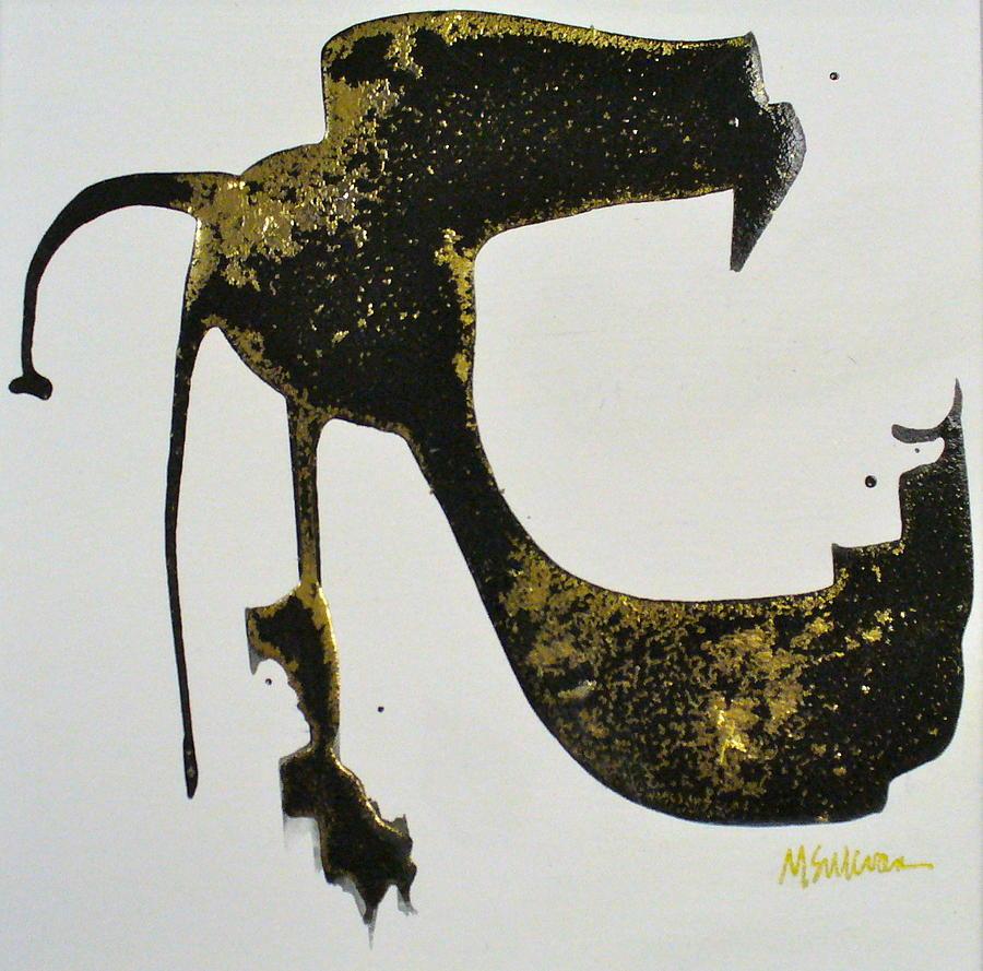 Contemporary Painting - Animalia II by Mary Sullivan