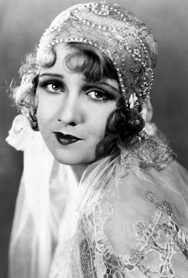 Anita Page Photograph By American School