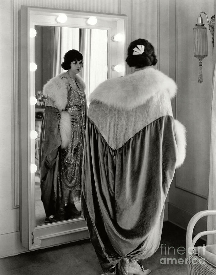 Anita Stewart Photograph - Anita Stewart by Sad Hill - Bizarre Los Angeles Archive