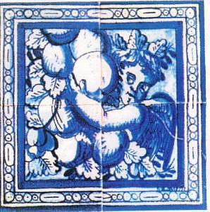 Anjo1 Ceramic Art by Maria do carmo Cid peixeiro
