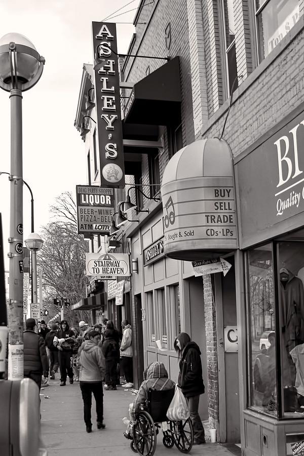 Ann Arbor Hash Bash Photograph