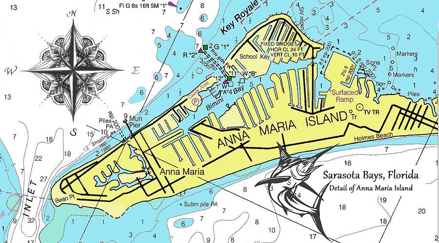 Anna Maria Island by Jeannine Selig