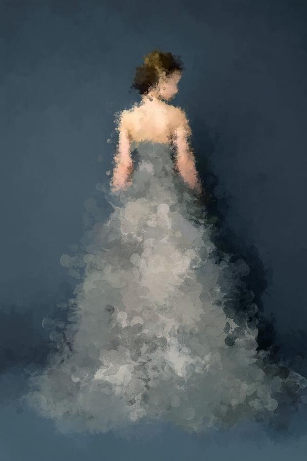 Fashion Digital Art - Anna by Nancy Levan