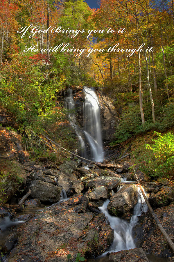Anna Rby Falls 3 by Penny Lisowski