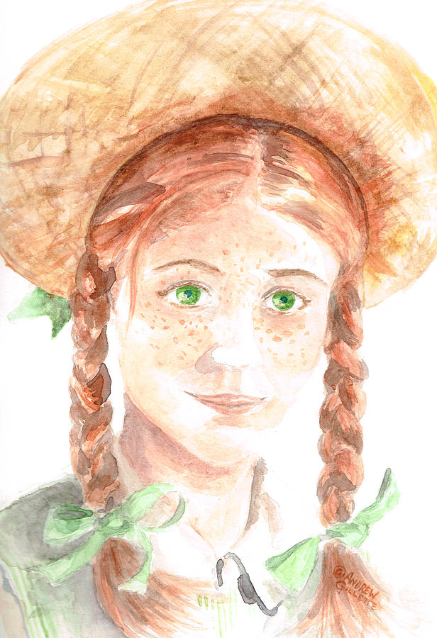 Anne of Green Gables by Andrew Gillette