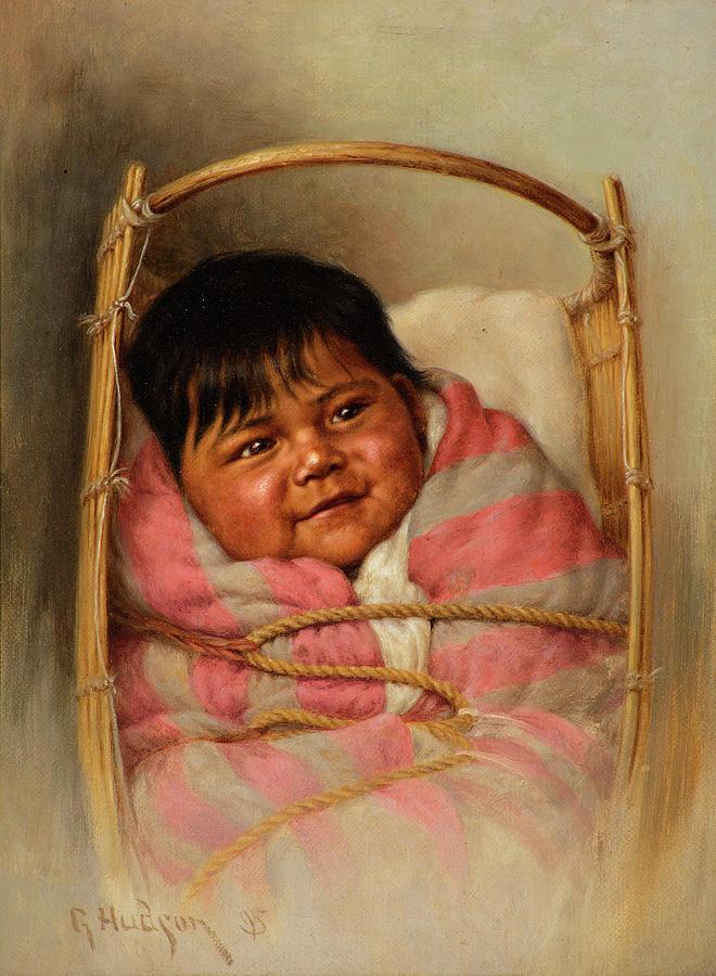 Annie Painting - Annie by Grace Carpenter Hudson
