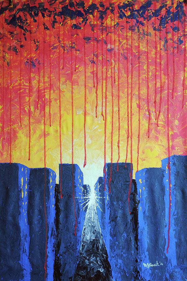 Annihilation by Michael Fencik