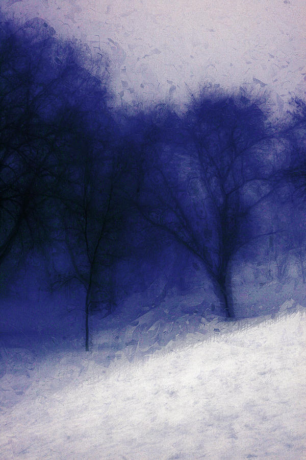 Another Blue Day by Julie Lueders