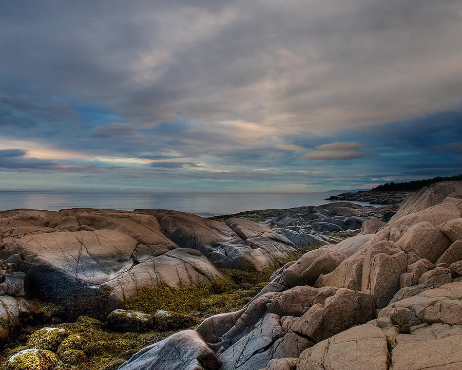 Landscape Photograph - Another Day On Earth by Irene Suchocki