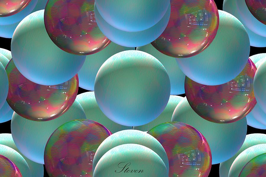 Color Digital Art - Another Direction by Steven Lebron Langston
