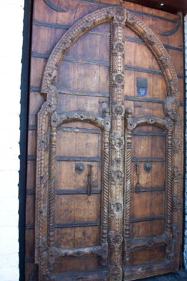 Door Photograph - Another Door by James Johnstone