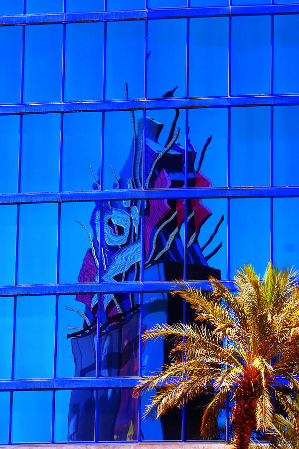 Rio Photograph - Another Rio Reflection by Richard Henne