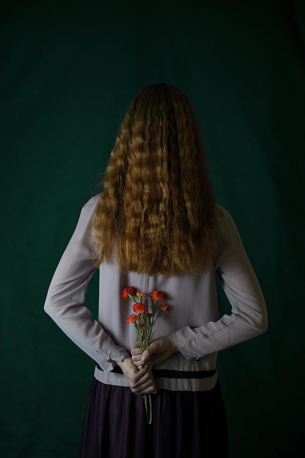 Portrait Photograph - Another spring by Francesca Ciavarella