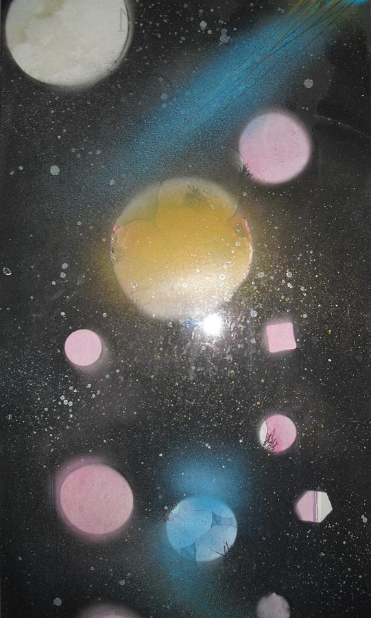 Another Unknown Galaxia Painting by Troix Johnson