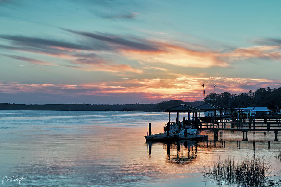 Beaufort County Photograph - Another View Of The May by Phill Doherty