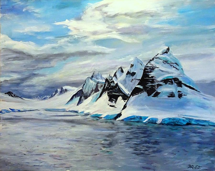 Antarctic Passage by BRENT ARLITT
