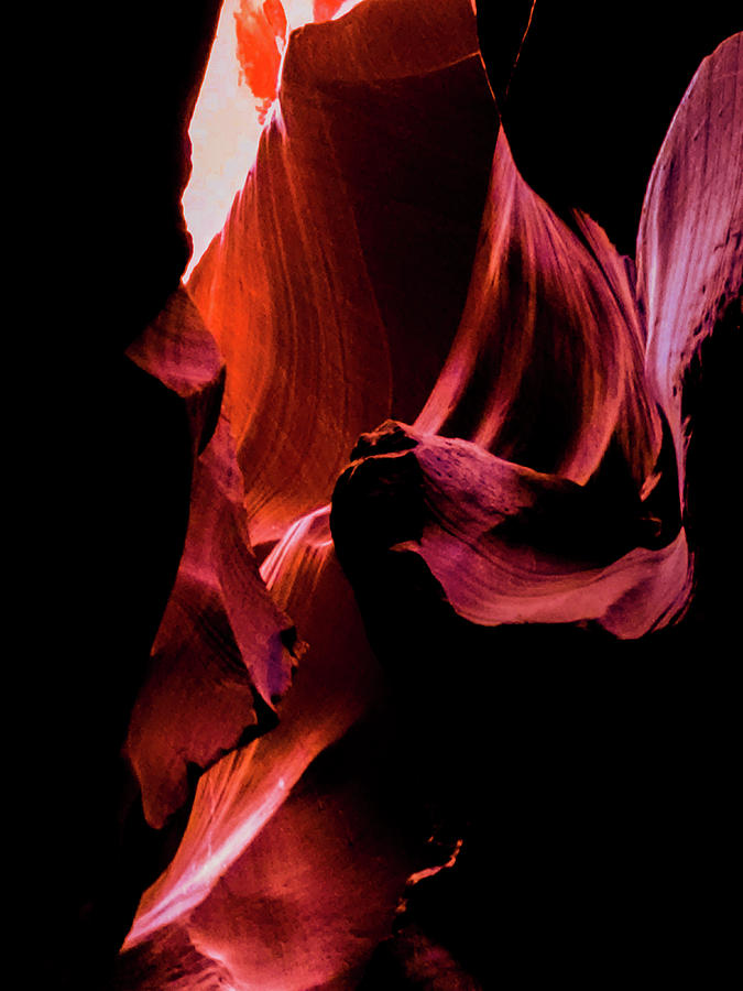 Antelope Canyon VI by George Harth