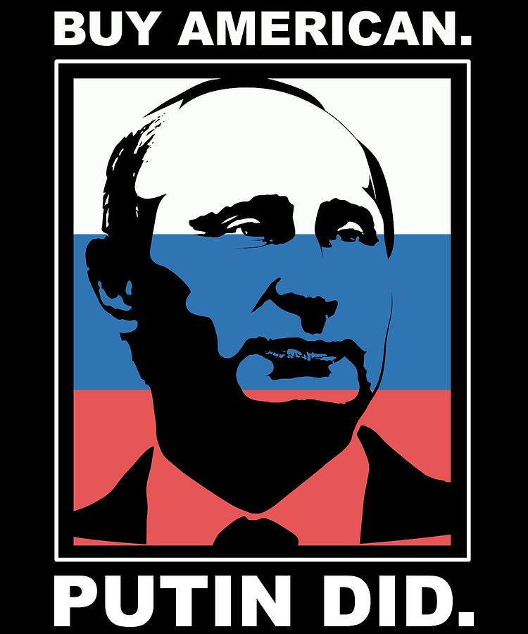 Trump Digital Art - Anti Trump Art Impeach President Resist Putin Dark by Nikita Goel
