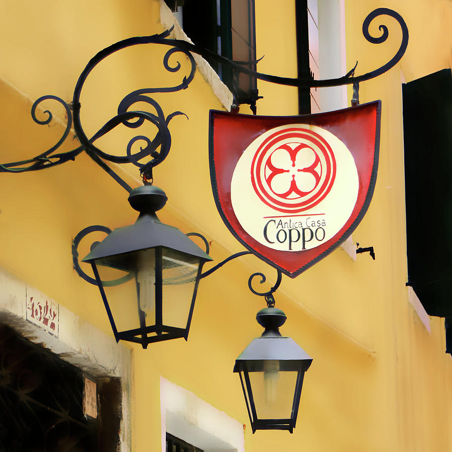Antica Casa Coppo by VICKI HONE SMITH