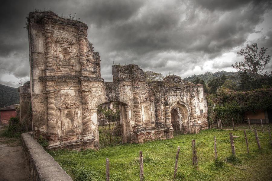 Antigua Ruins by Stephen Dennstedt