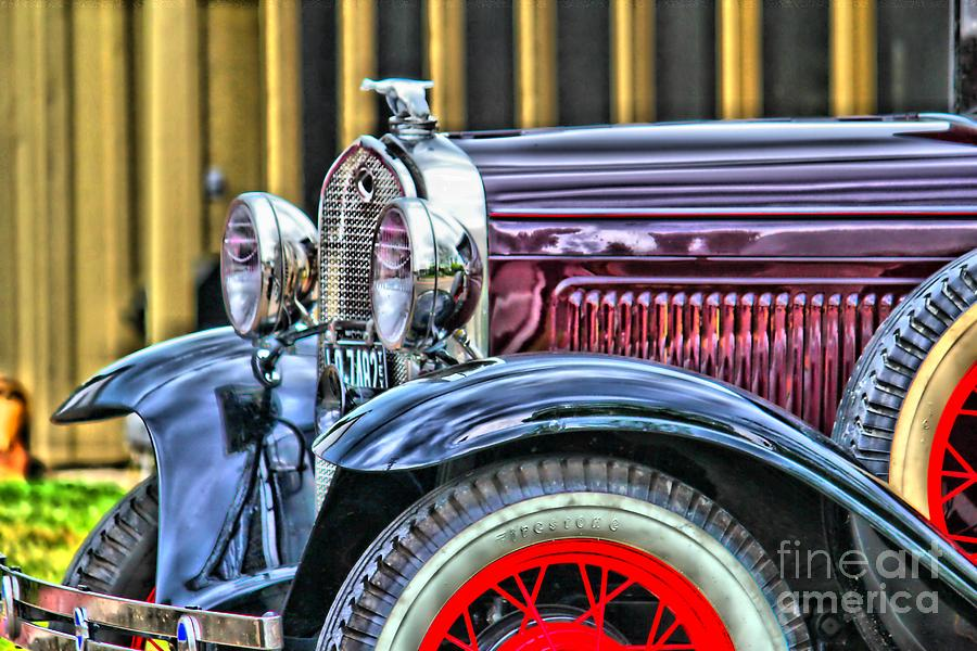 Cars Gone Wild >> Antique Cars Gone Wild V By Cheryl Ratcliff