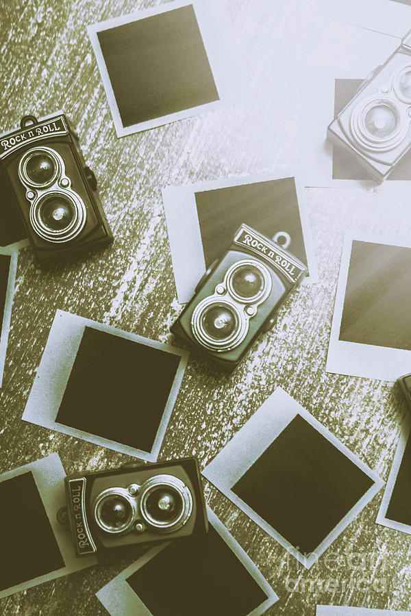 Camera Photograph - Antique Film Photography Fun by Jorgo Photography - Wall Art Gallery