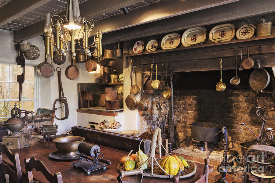 Genial Antiques Photograph   Antique Kitchen By Jeremy Woodhouse