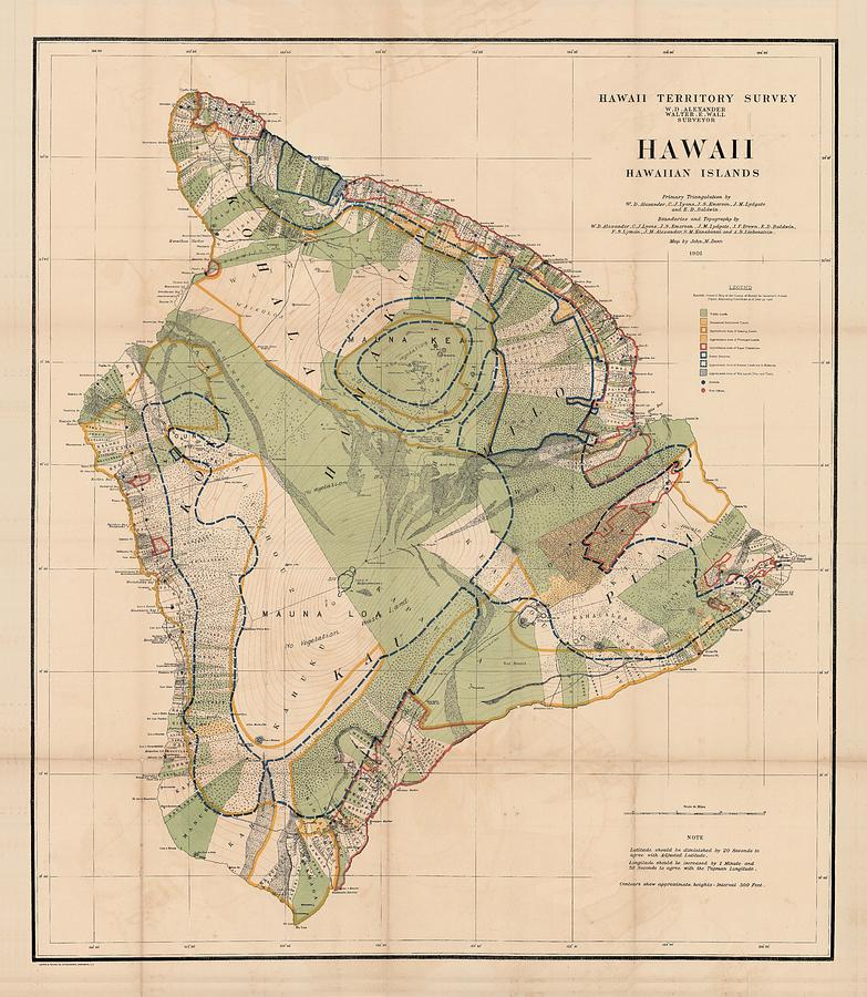 Antique maps old cartographic maps antique map of hawaiian hawaiian islands drawing antique maps old cartographic maps antique map of hawaiian islands gumiabroncs Choice Image