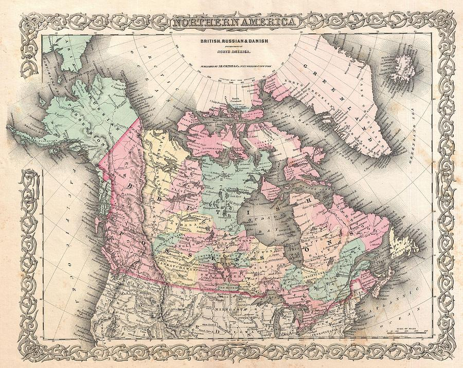 Antique Maps - Old Cartographic Maps - Antique Map Of North America on old mexico map, vintage canada, old map switzerland, abbotsford canada, old world map, old map europe, old map italy, historical events of canada, trail bc canada, ancient maps of canada, snowshoeing canada, old ads for tourism canada, old house canada, historical maps of canada, street map montreal qc canada, atlas de canada, geographic regions of canada, french canada, old map singapore, brochure of canada,